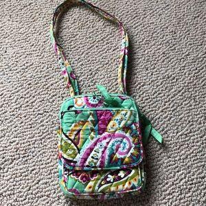 Vera Bradley small shoulder purse